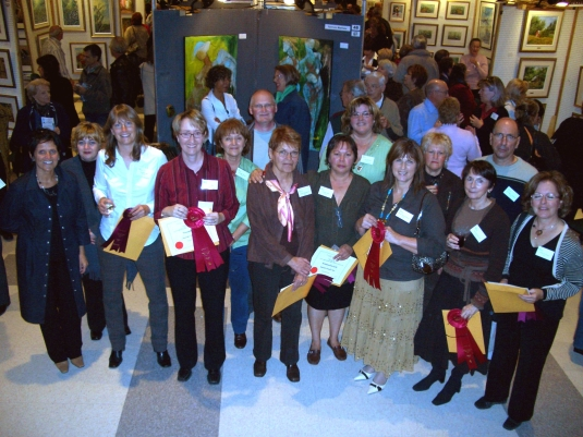 gagnants expo-concours 2007