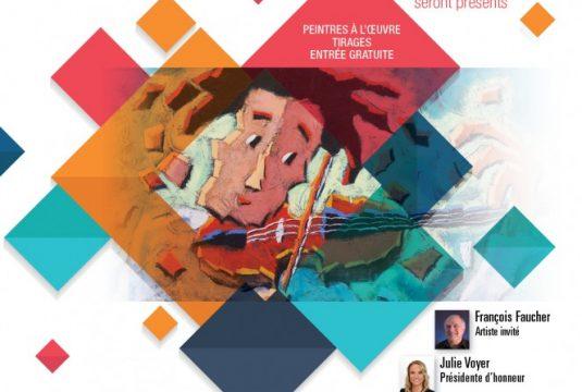 L'EXPO GALERIE à La Prairie, liste des artistes exposants