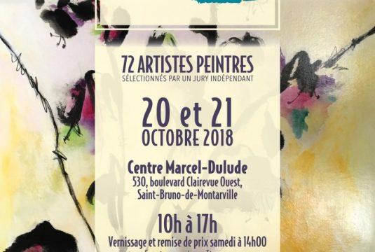 Expo-concours: liste des artistes exposants